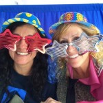 I worked the Photo Booth at the Mini Fair and we gave away prints the next week with an invitation to VBS.