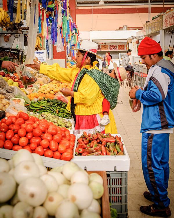 Amealco market